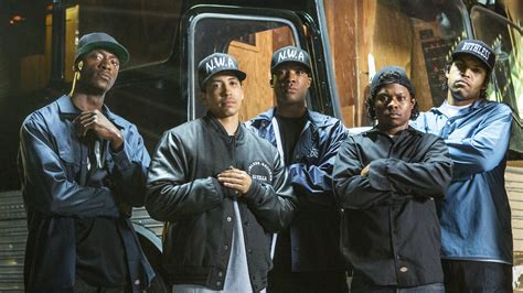 About That 'Straight Outta Compton' Opening Scene | GQ