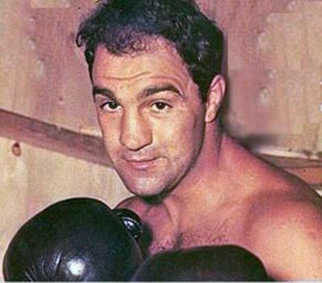 Rocky Marciano, the Real Rocky, Came From Massachusetts