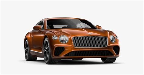 The New Bentley Continental GT Configurator Is The Coolest