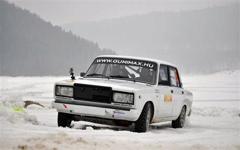 Quality Wallpapers of Lada Racing and Rally Cars