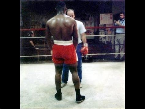 Mike Tyson Shadow Boxing - YouTube