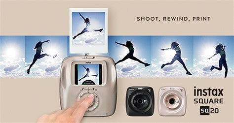 Instax Square SQ20 priced in the Philippines - YugaTech