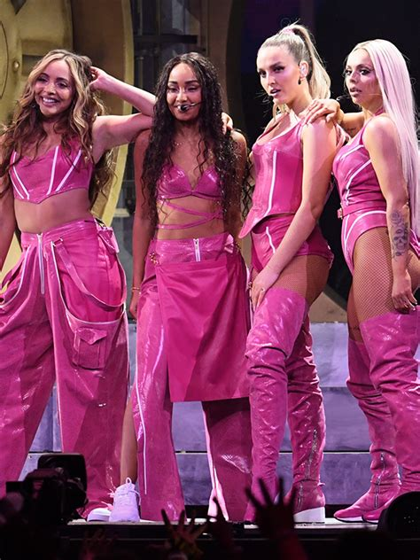 BRIT Awards: Little Mix put on amazing performance in PVC