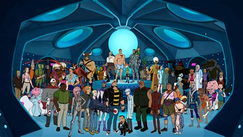 WIRED Binge-Watching Guide: The Venture Bros