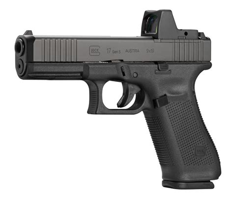 LC Action Police Supply | Glock G17 MOS Gen5 Fixed 9mm Pistol
