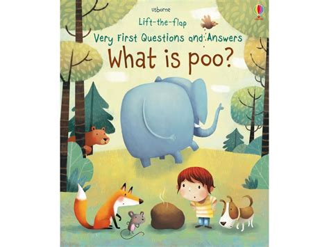 What is poo? - Books for Joy - Knihy pro radost
