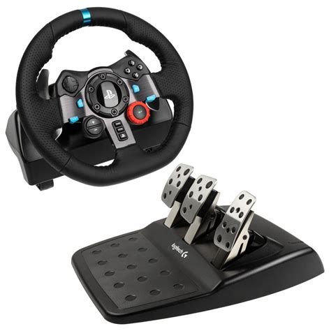 Volant Logitech Driving Force G29 - PC/ PS3/ PS4 (PS4