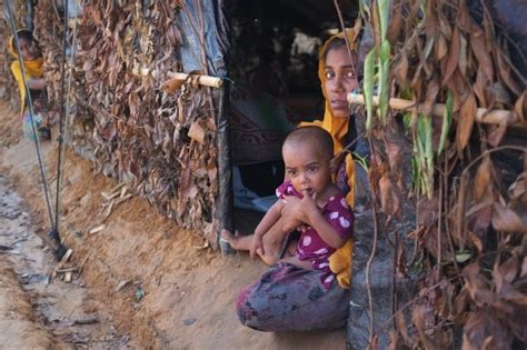 Unifor Social Justice Fund donates $50,000 for Rohingya