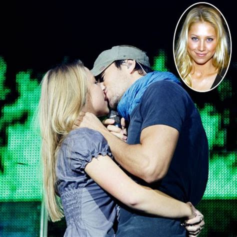 Enrique Iglesias Girlfriend Anna 2011 | All About Hollywood