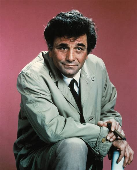 Peter Falk was best known for his role in Columbo amid his