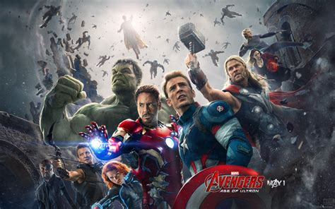 Avengers Age of Ultron 2015 Wallpaper - KFZoom