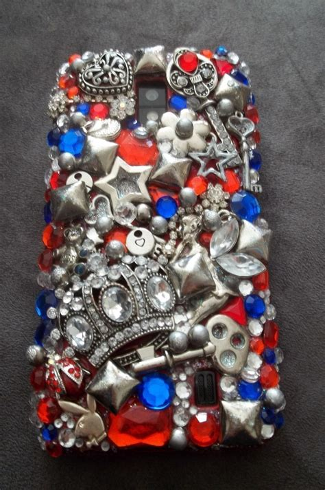 Bling Phone Case! · A Bejewelled Case · Other on Cut Out