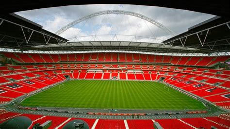 Wembley Stadium & Arena In Pictures | Olympic Venues in