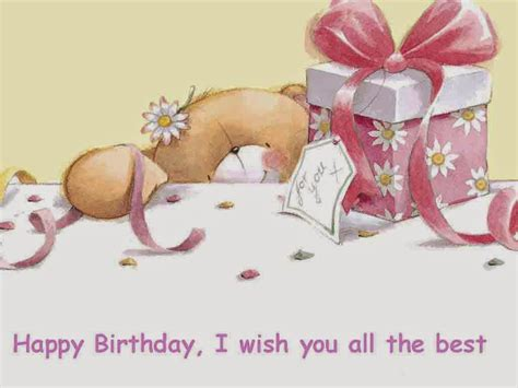 Happy Birthday Best Wishes Cards Wallpapers #11487