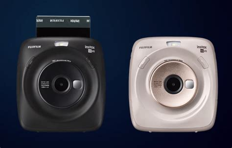 Instant Camera: Fujifilm's SQ20 Is the First Instax to