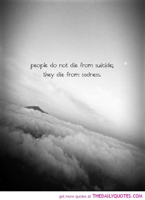 Male Suicide Quotes