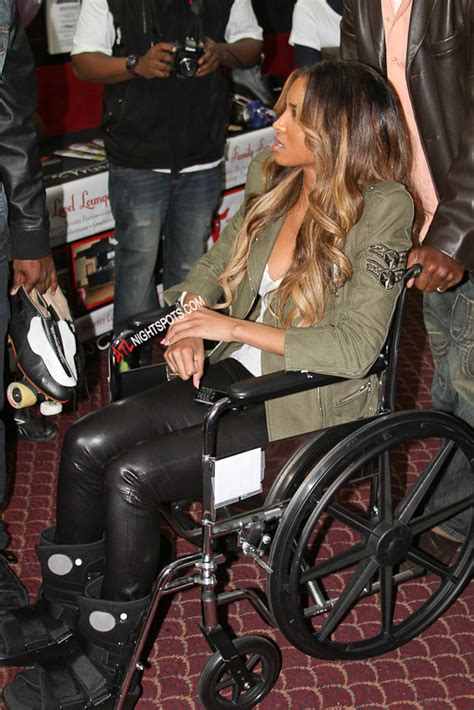 Ciara Tweets Picture Of Her New Toes – Atlnightspots