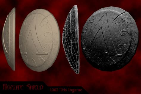 Hoplite Shield image - Sparta: The Last Stand mod for