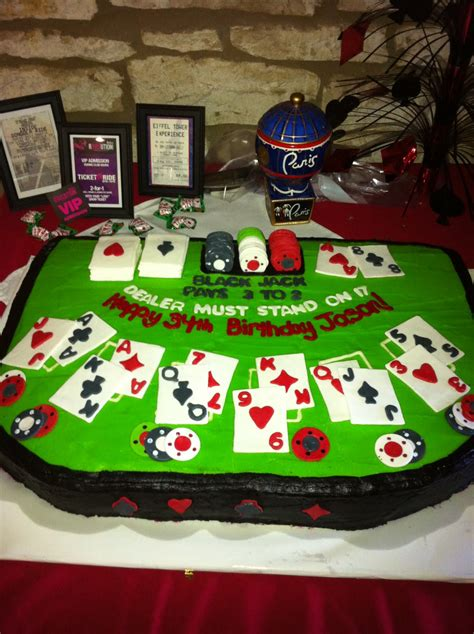 MAD…About Cakes & More!: Poker Table Casino Cake