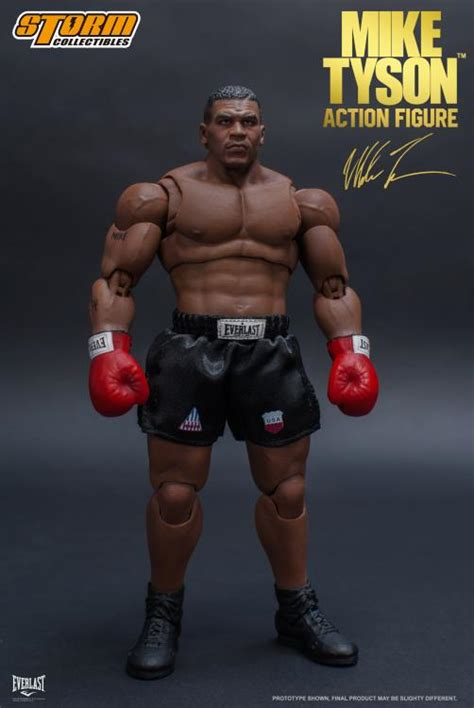 Storm Collectibles Mike Tyson Action Figure