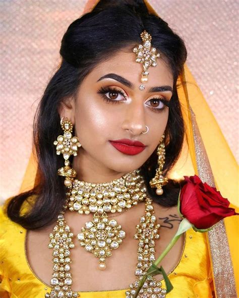 Awesome : Model Shows How Indian Disney Princesses Would