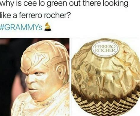 13 Grammys 2017 Memes - Cee Lo Green, Beyonce, Katy Perry
