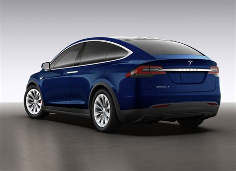 Tesla Model X SUV Gets Ludicrous Speed and Big MSRP - 95