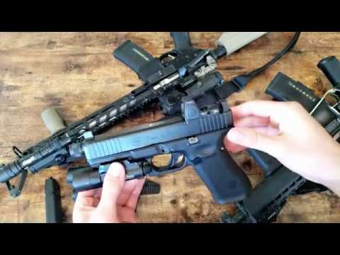 LC Action Police Supply | GLOCK G45 MOS GEN5 9MM WITH 3