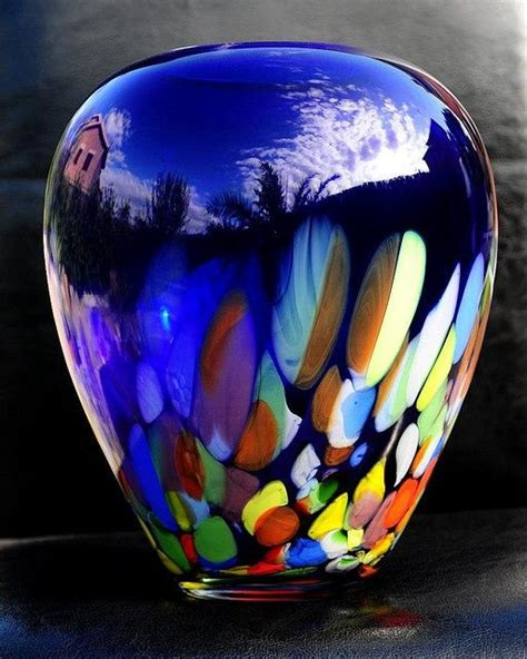 Pin by Edna Barefoot on ALL THINGS BLUE | Glass