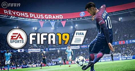 FIFA 19 Android Offline Mod 500 MB Best Graphics
