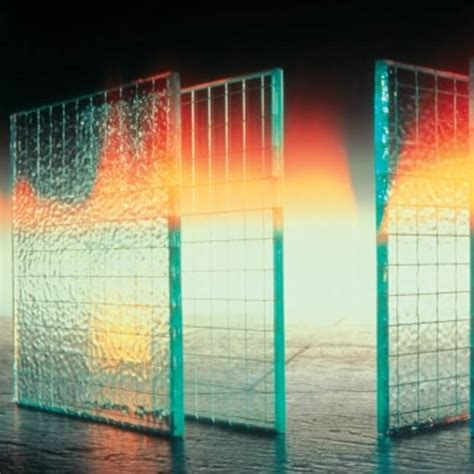 Fire Resistant Glass, Architectural Glass, Tempered Glass