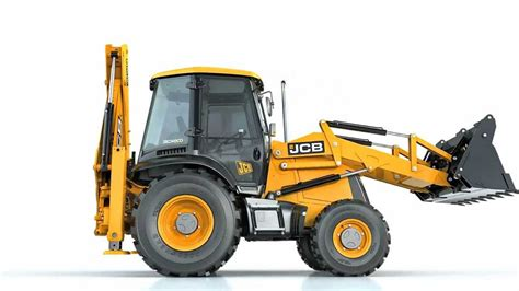 Tractopelle 3CX JCB - YouTube