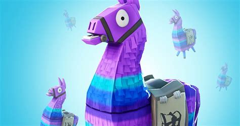 Fortnite update adds Supply Llamas, remote bombs and Xbox